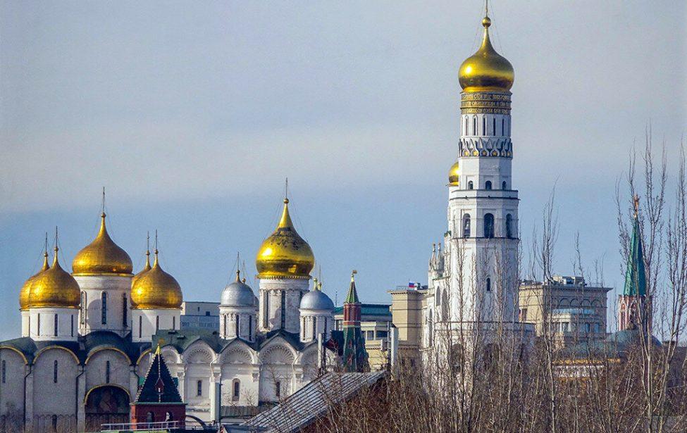 Я – москвовед. Москва златоглавая